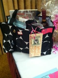 WRJ gift basket