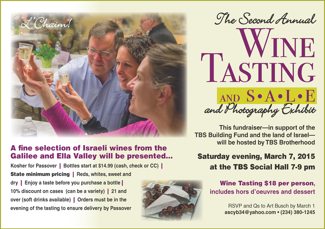 Wine Tasting 2015